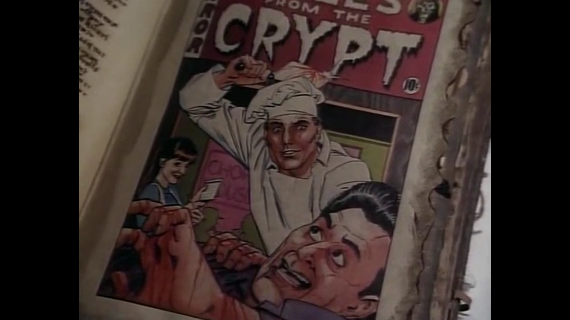 Meat Loaf Mondays Pt 1 Tales From The Crypt Season 4 Episode 6