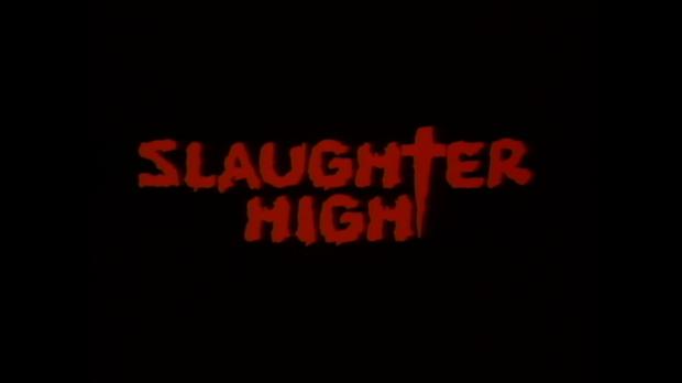 slaughterhigh