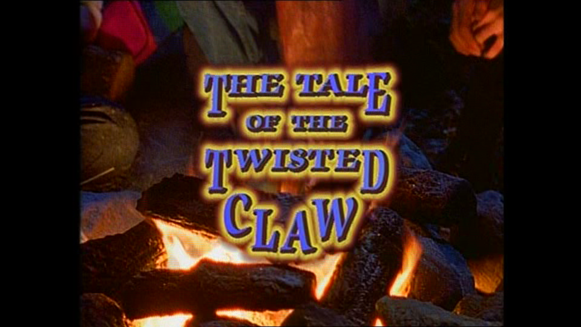 "Are You Afraid of the Dark S1E4 ""The Tale of the Twisted Claw"