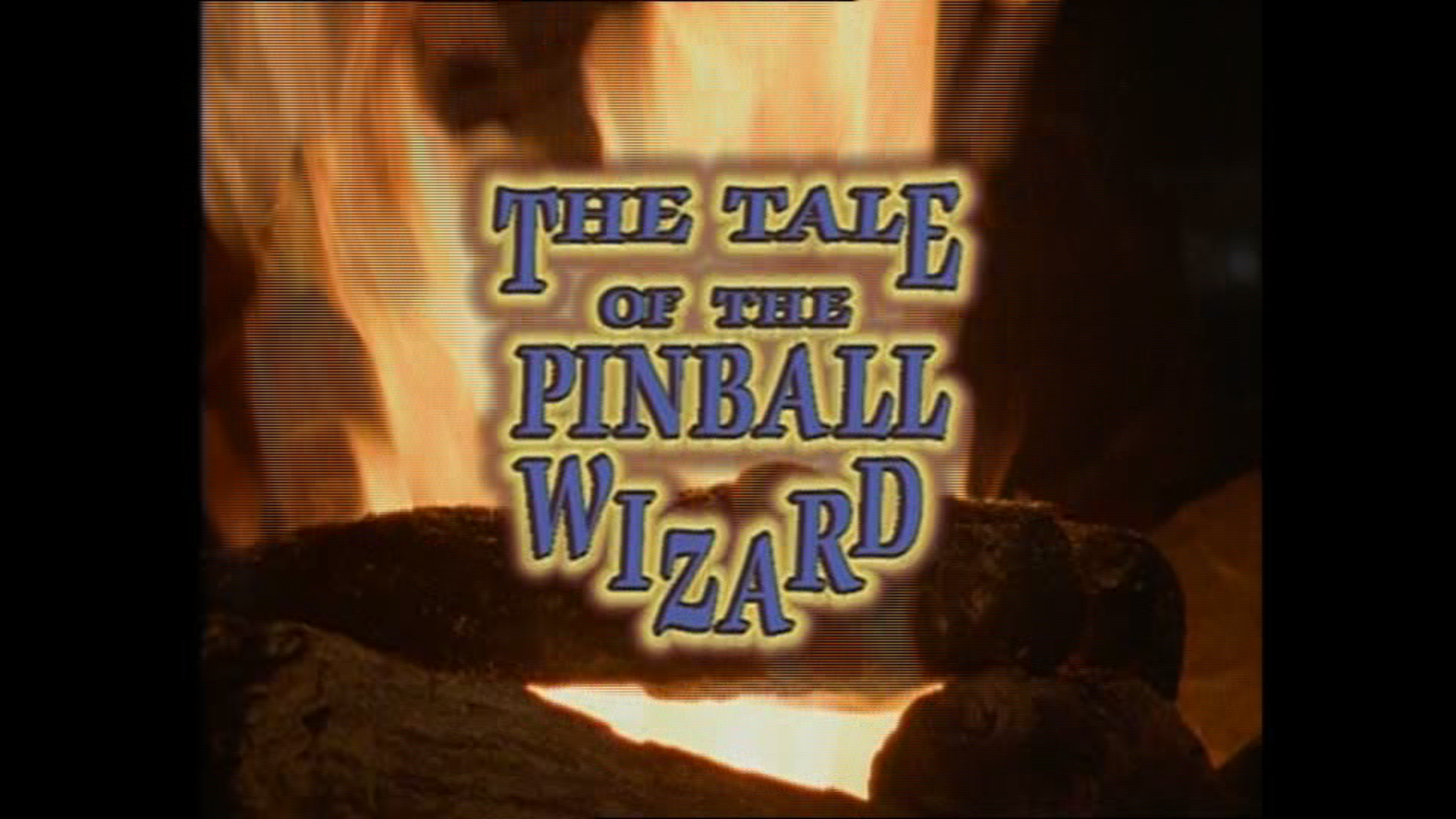 "Are You Afraid of the Dark? S1E13 ""The Tale of the Pinball Wizard"