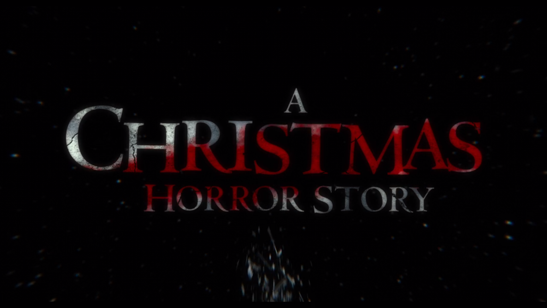 A Christmas Horror Story 2015.Wicked Wednesday A Christmas Horror Story 2015 American