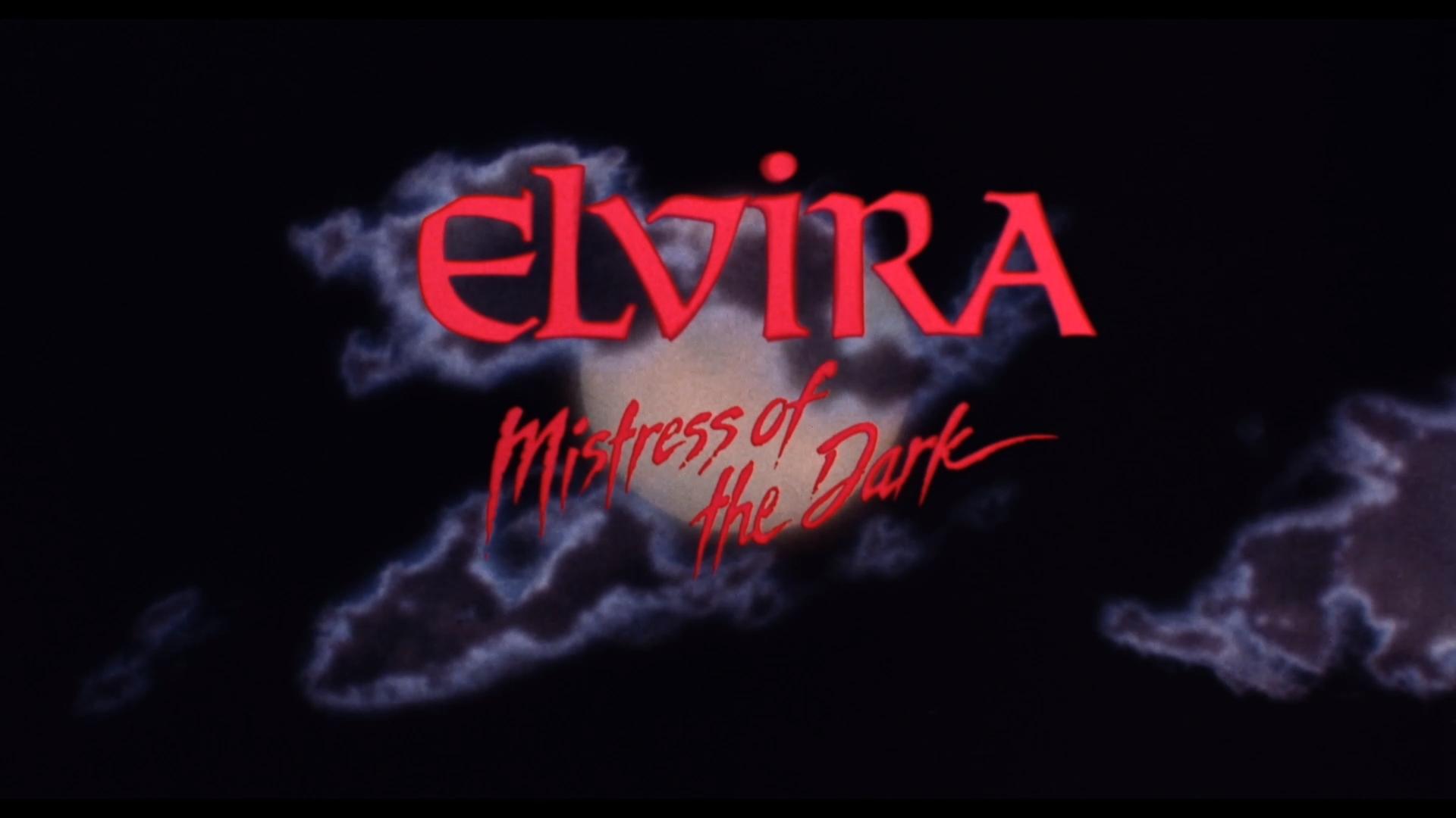 Elvira Mistress Of Darkness American Of London